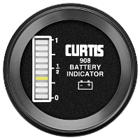 908 Battery State of Charge