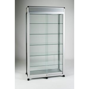 Hair Salon Display Cabinet Manufactures