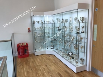 Custom and Bespoke Trophy Cabinets