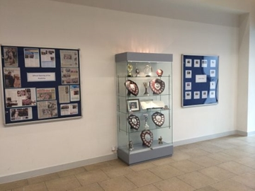 Trophy Cabinets for Schools Services