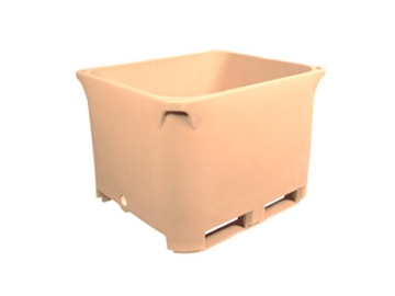 Hygienic Insulated Bulk Containers