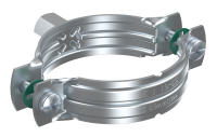 163-172mm M8/M10 2S Clamp unlined