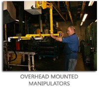 Specialists In Overhead Mounted Balance Arms