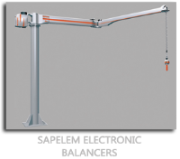 Specialists In Sapelem Electronic Wire Rope Balancers