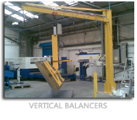 Specialist Supplyers Of Vertical Balancers