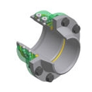 Temperature range of -200°C up to 300°C Metal Loading Arm Swivel Joints
