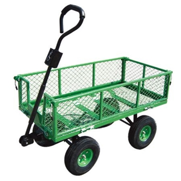 Large Drop Sided Trolley