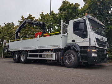 Commercial Vehicle Dropside Manufacturers