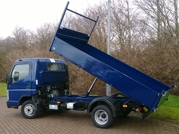 Manufactures Of Tipping Vehicles