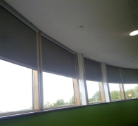 Crank Operated Cassette Blackout Blinds