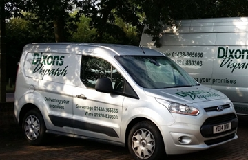 Logistics Services With Proof Of Delivery