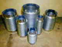 Specialist Stainless Steel Bellows