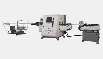 SOCO ATM19 Tube Bending Machine Production Cell
