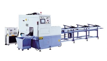 SOCO Cutting Line for Tubes and Bars