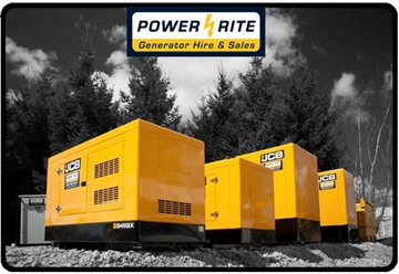 New Generator Hire For The Construction Industry