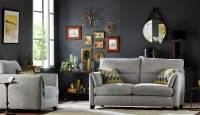 Alpha Designs Brooke 2 Seater And 1 Chair