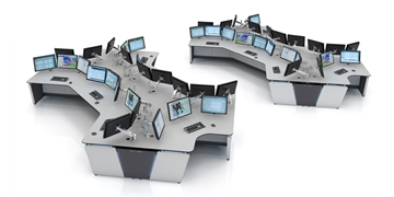 Technical Control Room Furniture