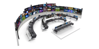 T.V Broadcast Control Console Solutions