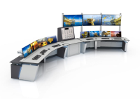 Control Desks For Offshore Rigs For Oil And Gas Industries