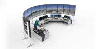 Bespoke Central Control Room Consoles For Aviation Industries