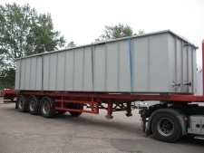 Hospital Building & Construction Large Rigid One Piece Water Tanks