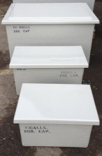 GRP Feed & Expansion Water Tanks