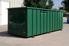 Internal Combined Housing Plant Tanks