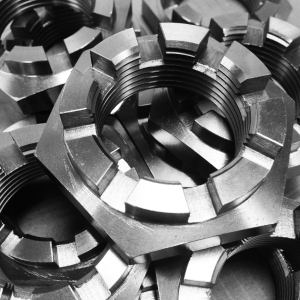 Slotted & Castle Nut Manufacturers