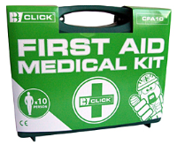 10 Person First Aid Kit CFA10