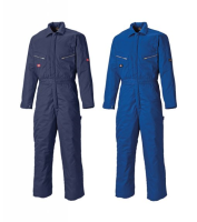 Dickies Workwear Lined Coverall Overalls Boilersuit WD2360R