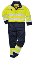 Bizflame Hi Vis Multi-Norm Coverall FR60