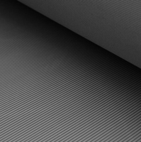 Fine Fluted Rubber