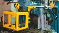 Safety devices for milling machines AF