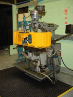 safety devices for milling machines TA