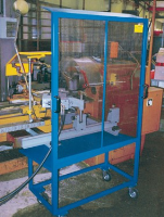 safety devices for turning machines AB