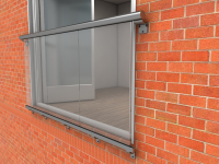 Manufacturers of Traditional Juliet Balcony Systems