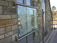 Manufacturers of Mirror Juliet Balcony System