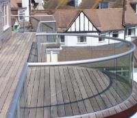 Manufacturers of Glass Balustrade