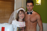 Themed Butlers In The Buff Weekend