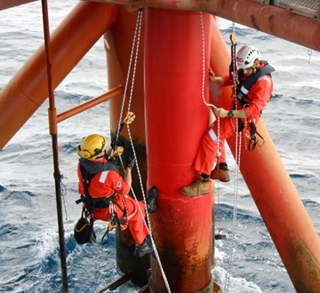 Offshore and Marine Environment Specialised Inspection Services