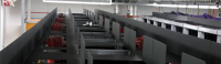 Detailed Overhead Cable Management Solutions
