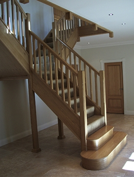 Bespoke Wooden Staircases Manufacturer