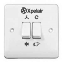 Xpelair MOS Manual Override Switch