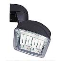 228020 Lux 49 IP54 Display Lamp In Black