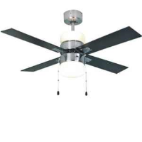 "Global 114406 42"" Duo Ceiling Fan With 2 Lights"