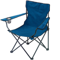 Draper 08159 Blue Folding Chair