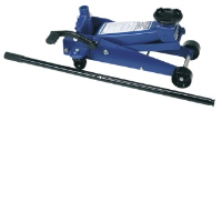 Draper 59301 3 Tonne Heavy Duty Garage Trolley Jack With A Quick Lift Facility