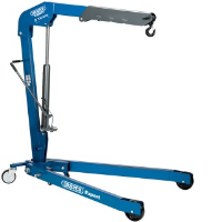 Draper 43924 Expert 2 Tonne Folding Engine Crane