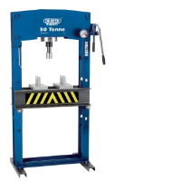 Draper 43921 50 Tonne Hydraulic Floor Press