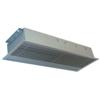 Consort Claudgen RAC1006 6kW Recessed Air Curtain